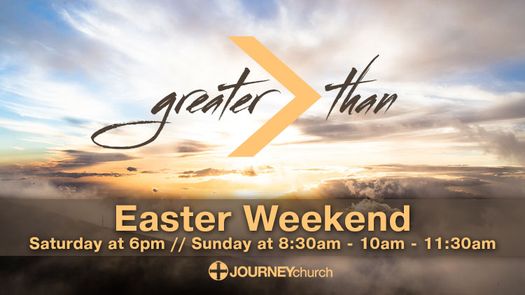 Easter Services in Liberty Missouri - Journey Church