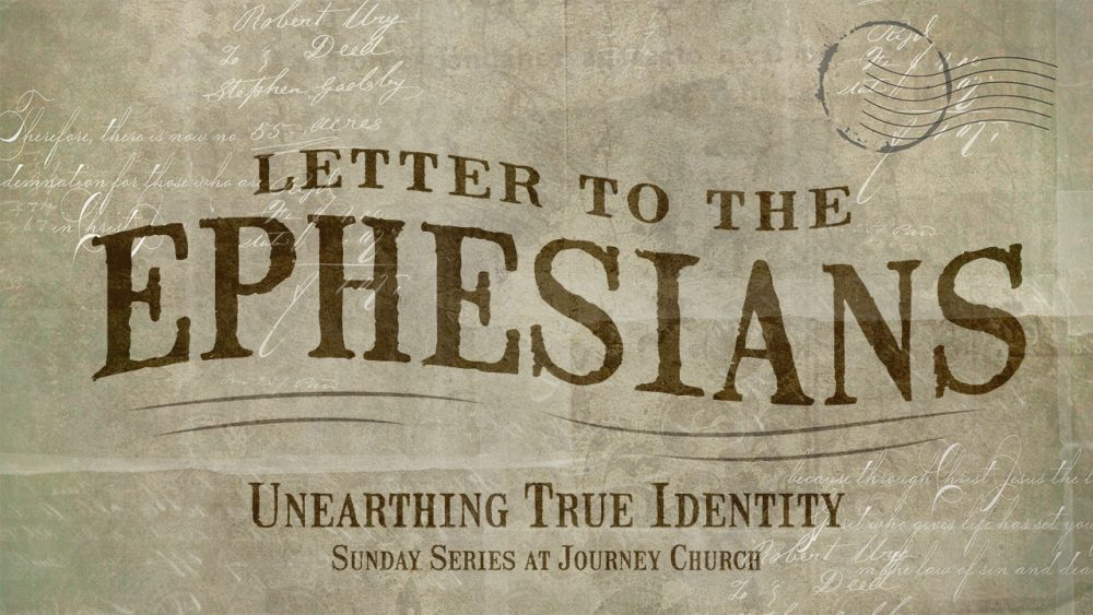 Letter To The Ephesians Series
