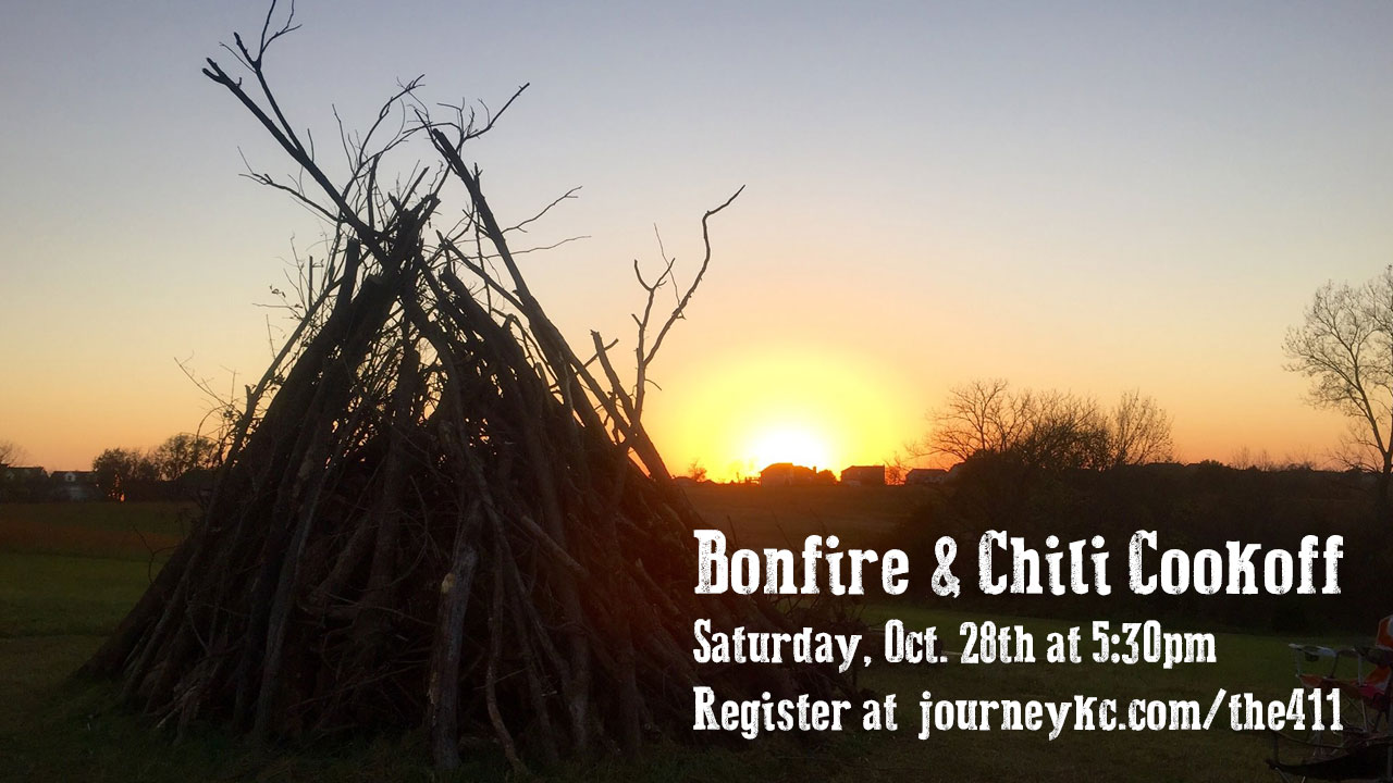 Bonfire and Chili Cookoff Event