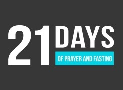 21 Days of Prayer – Day 21