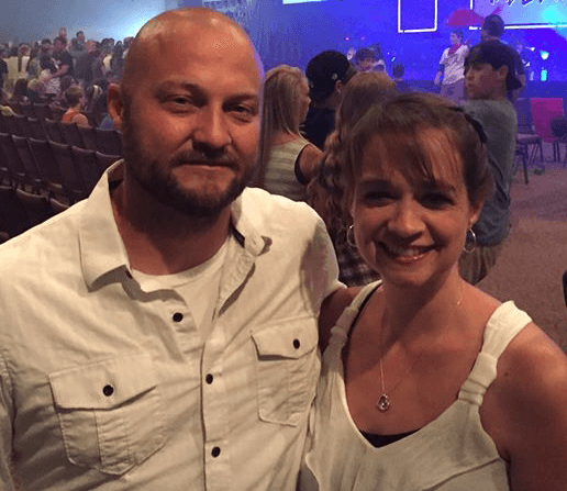 Pastor Shawn and Bekah Phillips