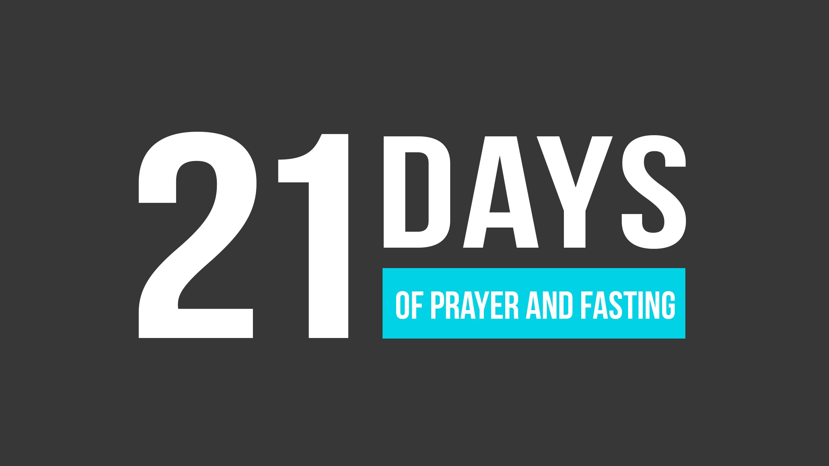 Who and why need fasting days