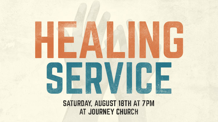 Healing Service in Liberty Missouri - Journey Church of