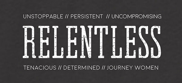 Relentless - Journey Women's Conference 2019