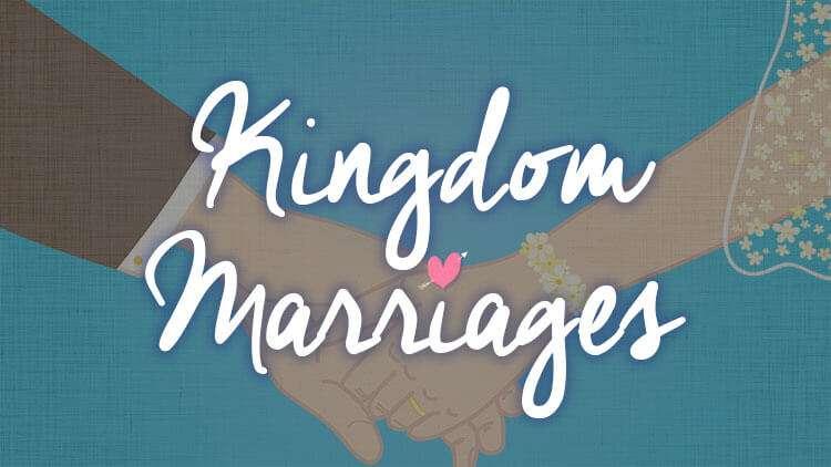 Kingdom Marriages - Journey Sermon Series