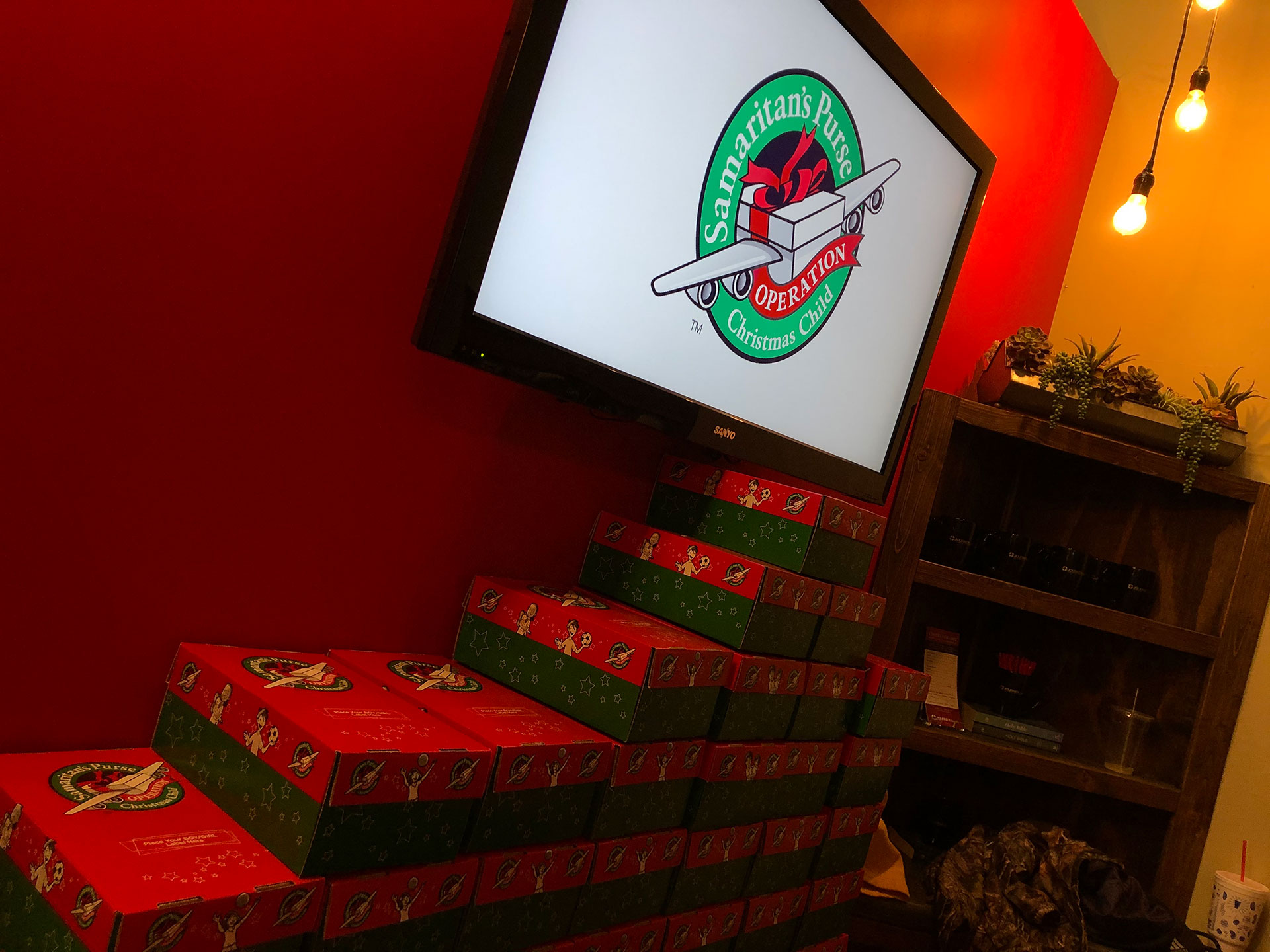 Operation Christmas Child 2019 - Journey Church in Liberty, Missouri