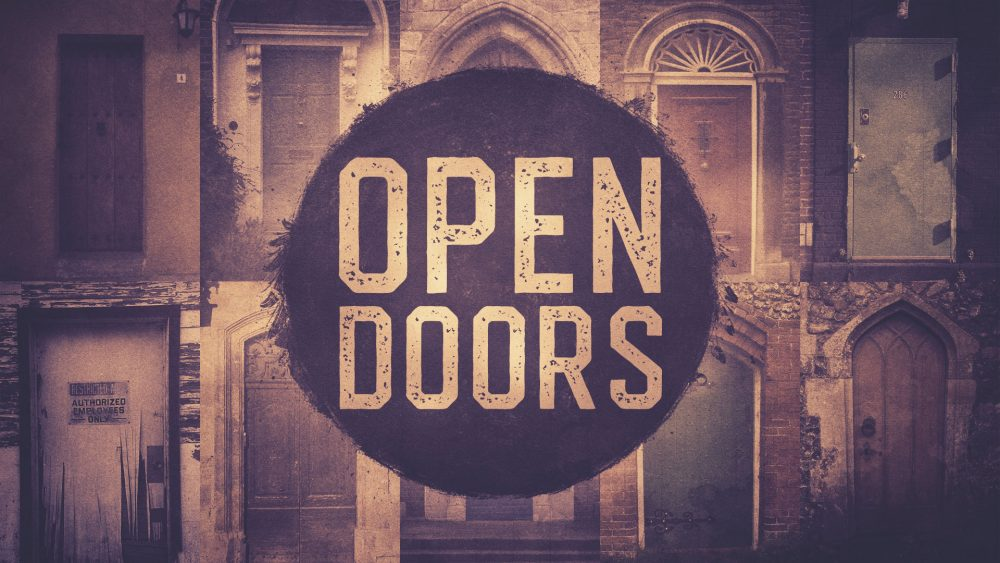 Open Doors Series