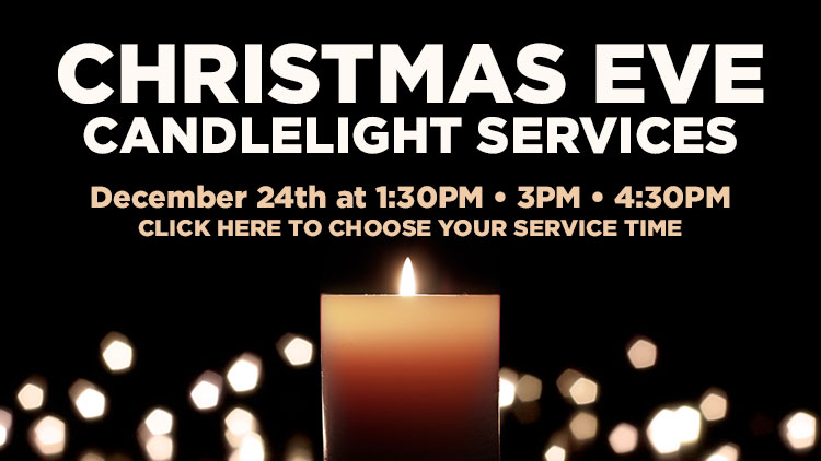Christmas Eve Services 2020 in Liberty, Missouri