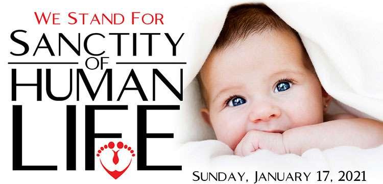 Sanctity of Human Life Day