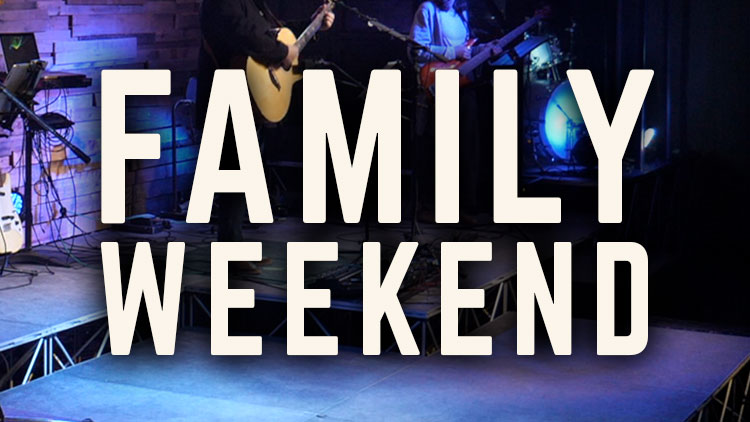 Family Weekend at Journey Church